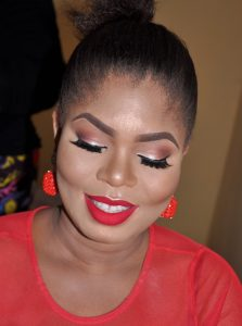 Become a Make Up artist in Nigeria