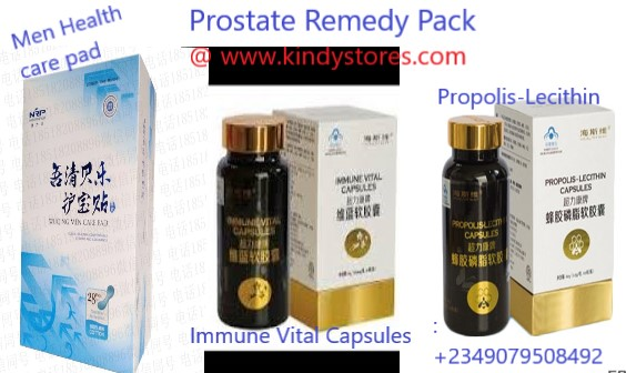 Prostate Remedy Pack Norland Products Kindy Stores