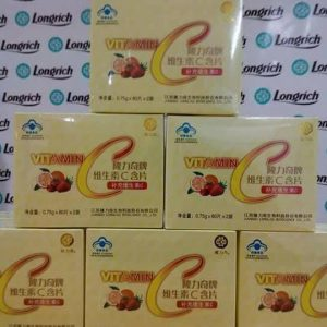Longrich vitamin c tablet