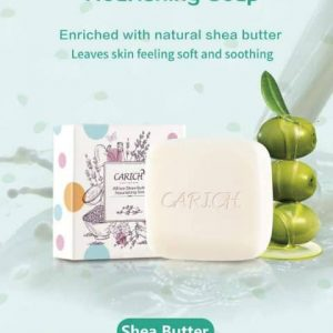 Carich Shea Butter Nourishing Soap